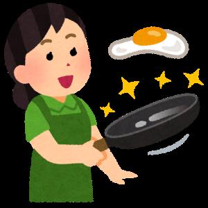 料理レシピを教える在宅ワーク